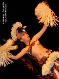 Andrea Cristina en Teatro UABC tijuana